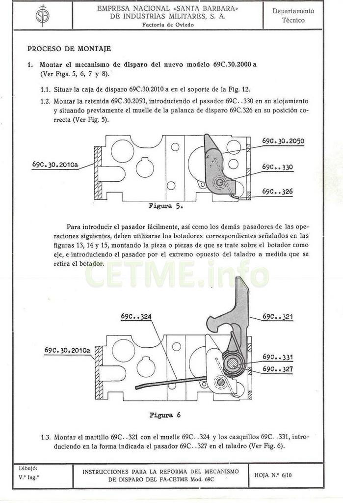 Instrucciones para la reforma del mecanismo de disparo del F.A. CETME Mod. 69C  Instrucciones_para_la_REFORMA_del_Mec_disparo_de