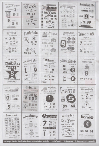 16 / 08 / 2558 MAGAZINE PAPER  - Page 2 Lottery_result_020