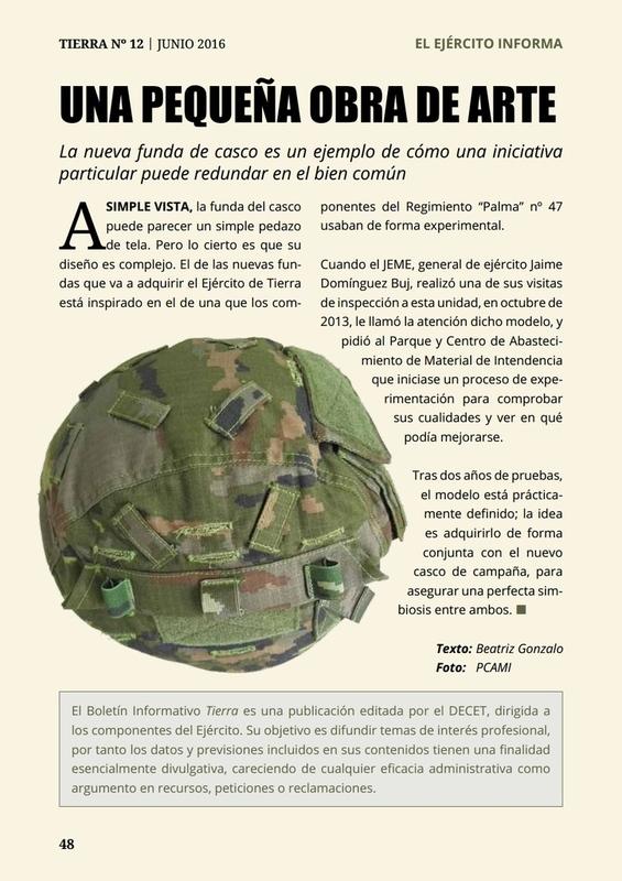 casco - Nueva FUNDA de casco (al compás de la adopción de un nuevo casco) Tierra_digital_012_pp48jpg_Page48