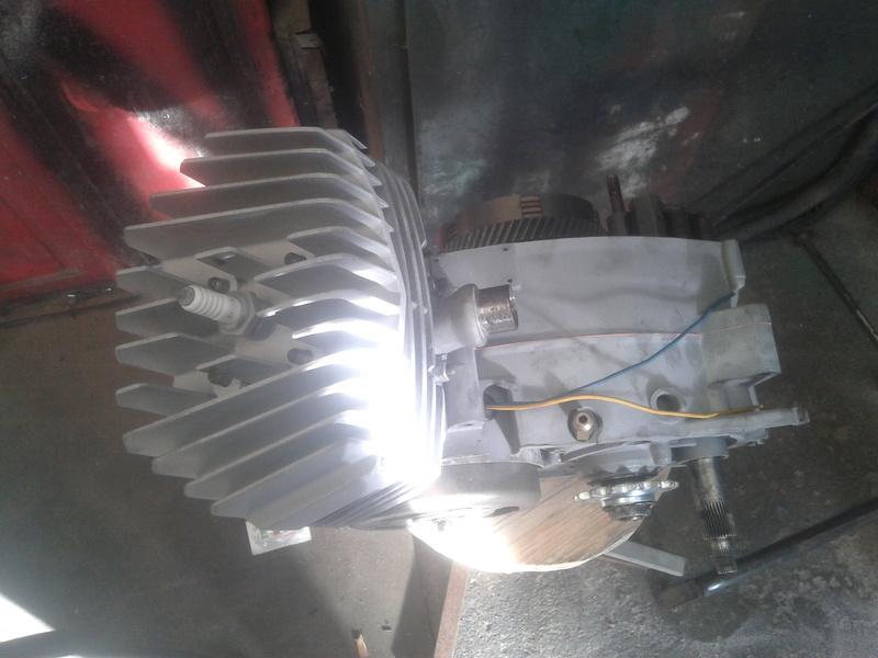 Macal M70 Turismo motor Casal 4v  - Página 3 20170805_190747