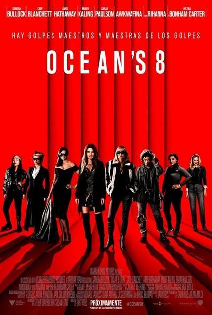 Ocean's 8 (2018) [Ver Online] [Descargar] [HD 1080p] [Spa-Eng] [Comedia - Acción] Ocean_s_eight-386976387-large