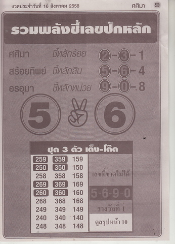 16 / 08 / 2558 MAGAZINE PAPER  - Page 4 Sasima_11