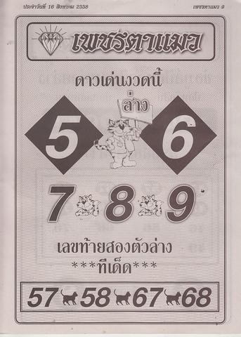 16 / 08 / 2558 MAGAZINE PAPER  - Page 3 Pedtamaew_9