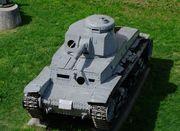 Немецкий легкий танк PzKpfw 35(t) (LT vz.35). Военный музей в замке Калемегдан, г.Белград SG201906