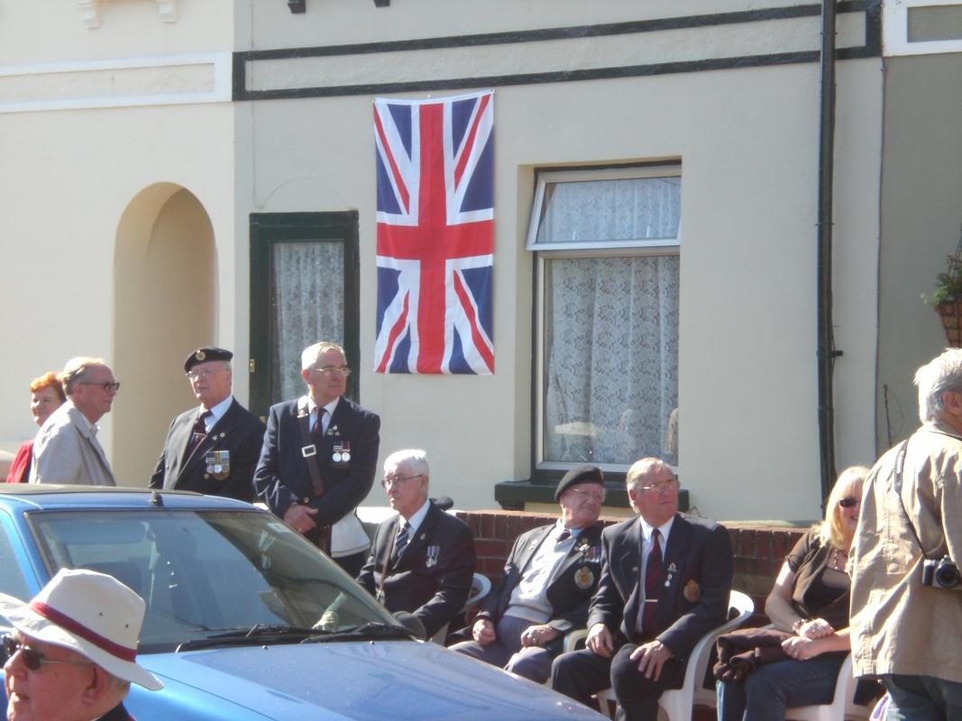 Private  William Cooper Event in Worthing Sussex CIMG3684
