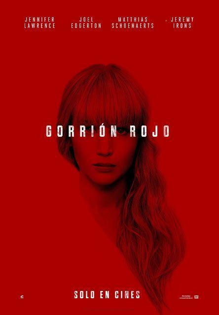 Gorrión rojo (2018) [Ver Online] [Descargar] [HD 1080p] [Spanish-English] [Thriller] 25ee61663fe726896f817c50db39a25e
