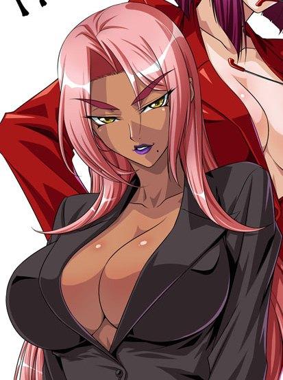 Madam kaneel // ID Ingrid_and_oboro_makai_kishi_ingrid_taimanin_s