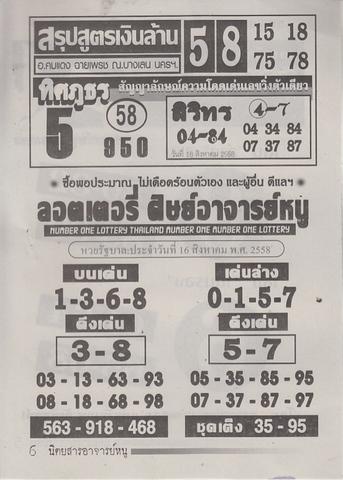 16 / 08 / 2558 MAGAZINE PAPER  Ajannu_6