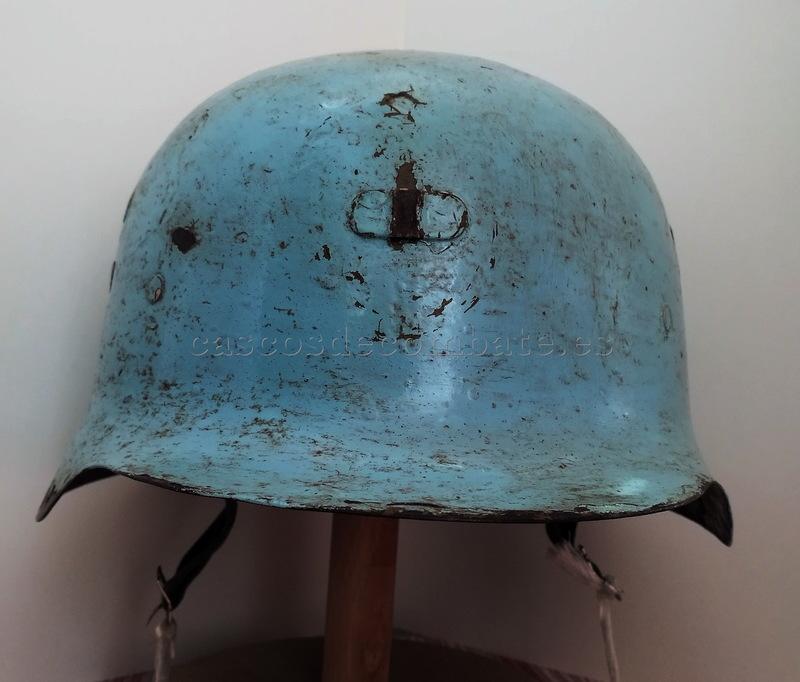 El Casco Azul en España 003