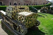 Итальянская танкетка Carro veloce L3/35 в Военном музее в замке Калемегдан г.Белград SG201731