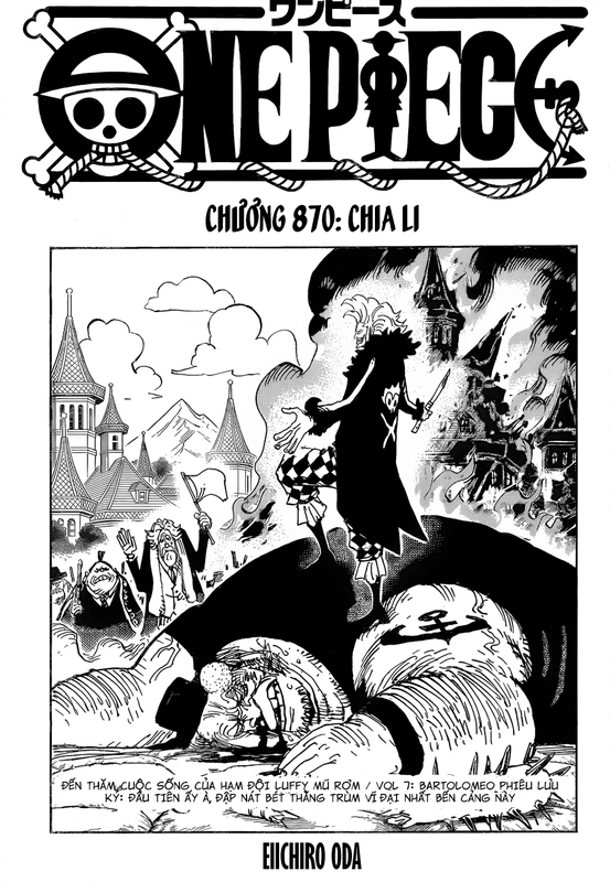 One Piece Chapter 870: Chia ly 01-_RD