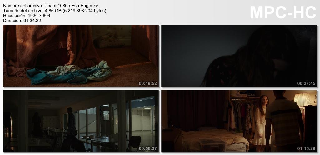 Una (2016) [Ver Online] [Descargar] [HD 1080p] [Español - Inglés] [Drama] Una_m1080p_Esp-_Eng.mkv_thumbs