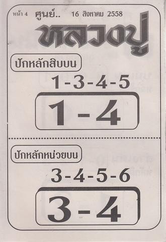 16 / 08 / 2558 MAGAZINE PAPER  - Page 2 Luangpu_4