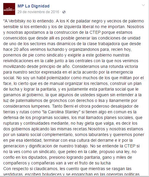 Izquierda Popular, un nuevo partido para la Argentina plebeya - Página 2 2017_02_20_11_54_44_MP_La_Dignidad_Posts