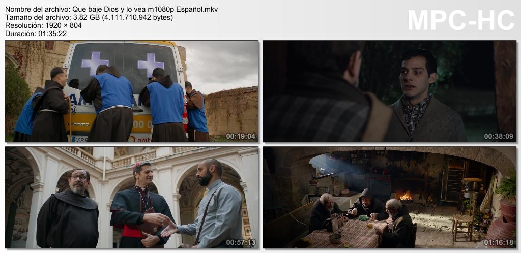 Que baje Dios y lo vea (2018) [Ver + Descargar] [HD 1080p] [Castellano] [Comedia] Que_baje_Dios_y_lo_vea_m1080p_Espa_ol.mkv_thumbs