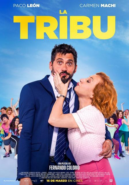 La tribu (2018) [Ver Online] [Descargar] [HD 1080p] [Castellano] [Comedia] La_tribu-479920701-large