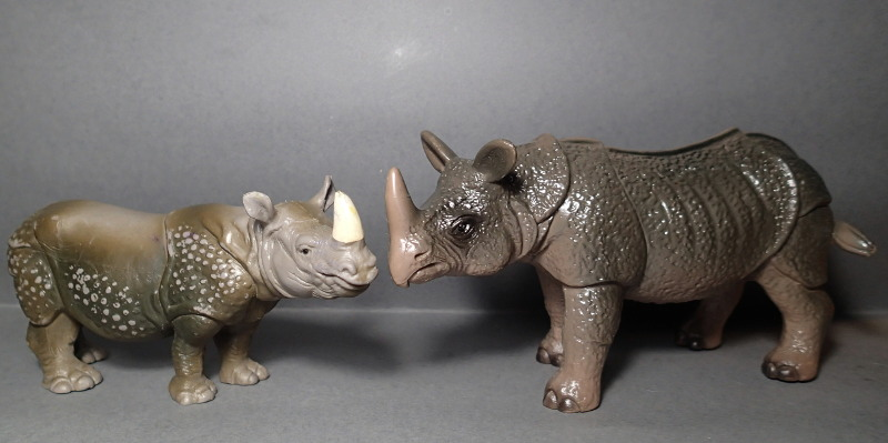 The Javan rhino from Bullyland :-) Bully_Rhino_Comp_Sch_Adult