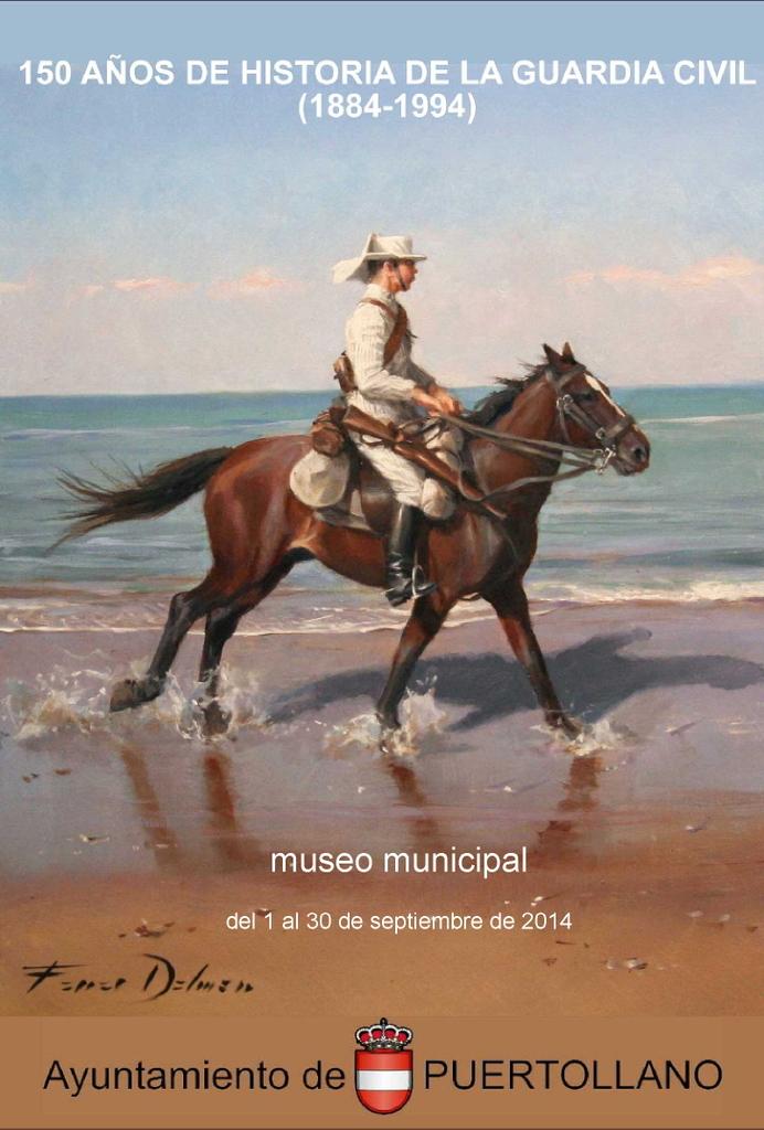 civil - Exposición Guardia Civil en Puertollano el pasado mes de Agosto. Cartel_peque_o
