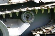 Немецкий легкий танк PzKpfw 35(t) (LT vz.35). Военный музей в замке Калемегдан, г.Белград SG201796