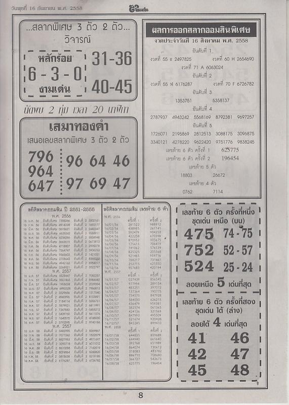 16 / 09 / 2558 FIRST PAPER . Tingkanomjean_8