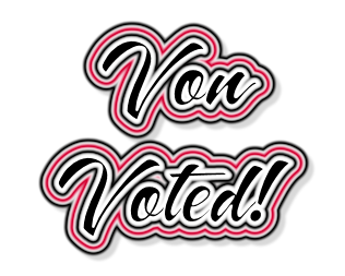 Vote For PSP World Friends! - Page 4 VONVOTED