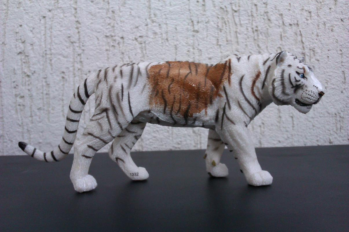 Repainting a TIGER in ``Kosta`s style`` :D Image