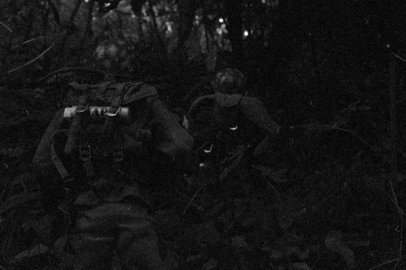 U.S. Army in Bang Sathanthi Vintage6