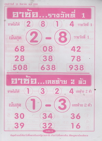 16 / 08 / 2558 MAGAZINE PAPER  - Page 4 Thongchai_4
