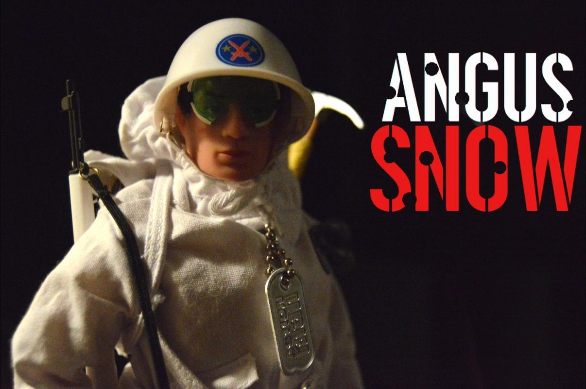 Top Secret - Operation Dropkick - Did/Does your Action Man have a name? - Page 7 Snow