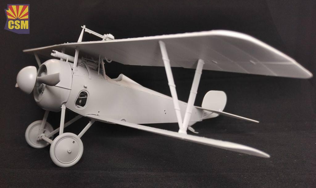 Nieuport 17 1/32 Copper State Models: les pochoirs 40342996_2199505347004879_6651583991247798272_o