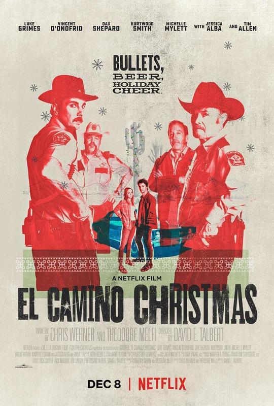 Navidades en El Camino (2017) [Ver Online] [Descargar] [HD 1080p] [Castellano + Latino + VOSE] [Openload] El_camino_christmas-770859114-large