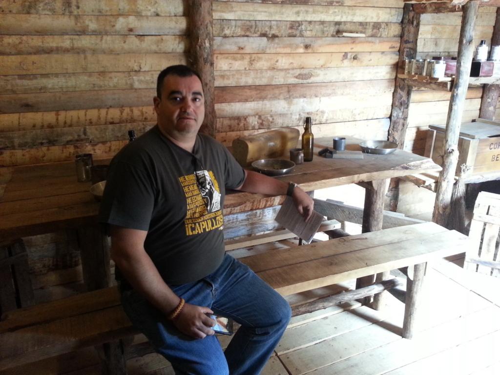 """Quedada casquera... Belorado, 04-X-14. Museo de Radiotransmisiones """"Inocencio Bocanegra"""" 20141004_125511"""
