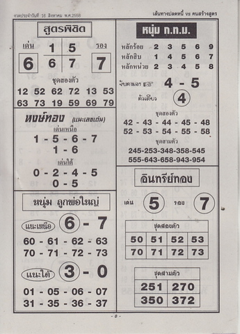 16 / 08 / 2558 MAGAZINE PAPER  - Page 4 Sentangplodnee_8