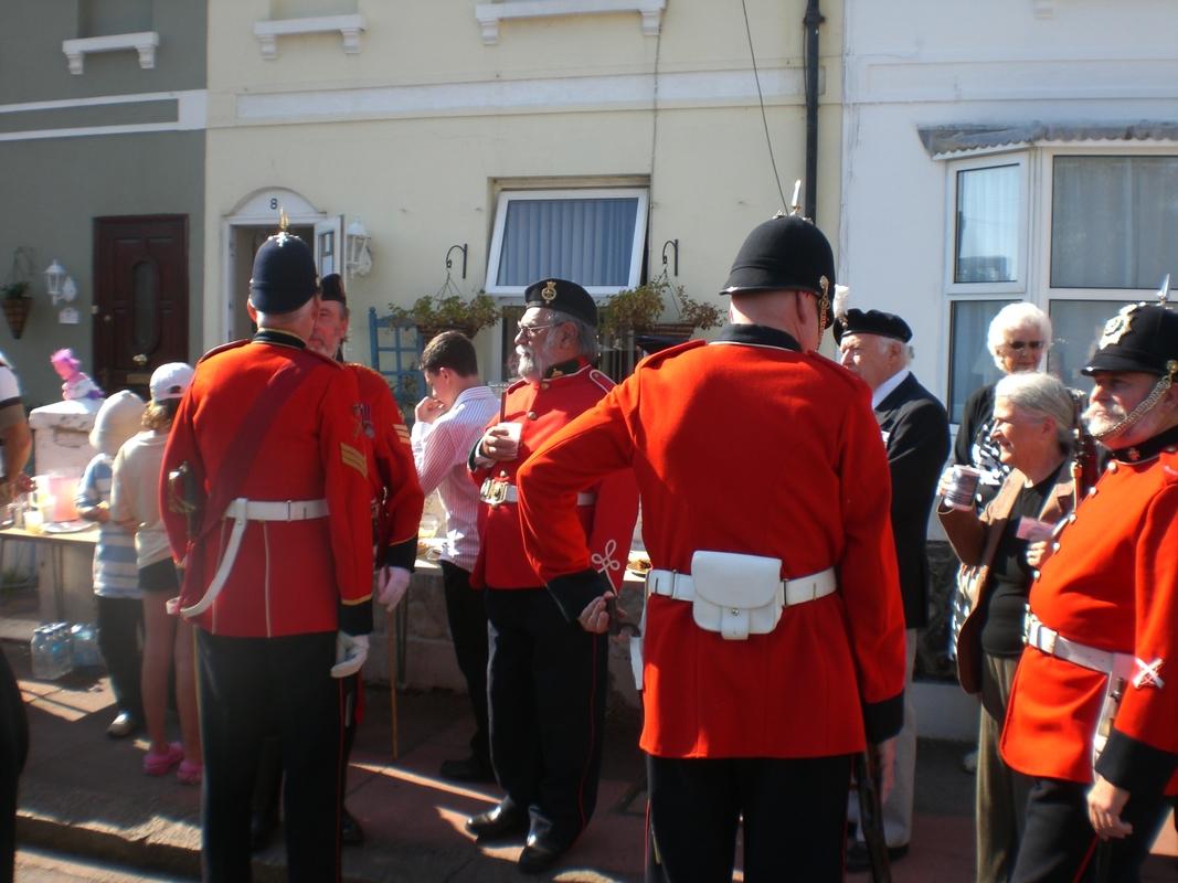 Private  William Cooper Event in Worthing Sussex CIMG3696