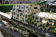 Итальянская танкетка Carro veloce L3/35 в Военном музее в замке Калемегдан г.Белград SG201730