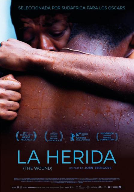 La herida (The Wound) 2017 [Ver + Descargar] [HD 720p] [Castellano] [Drama] Inxeba_the_wound-657463754-large