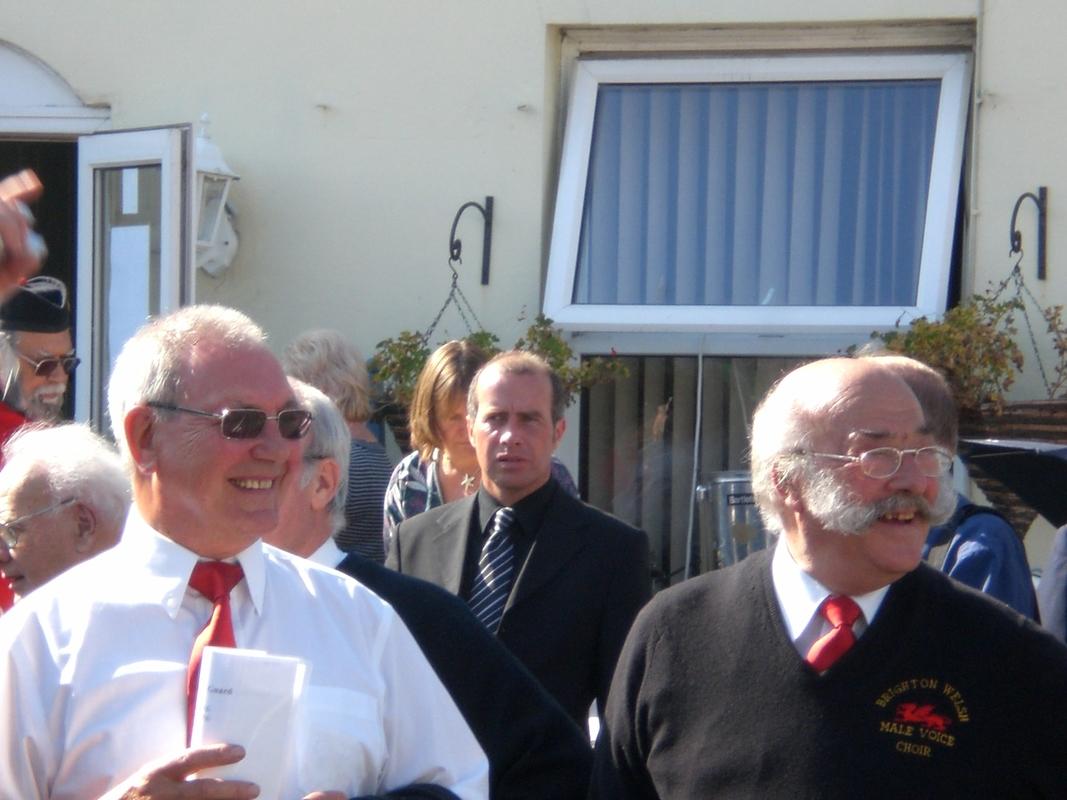 Private  William Cooper Event in Worthing Sussex CIMG3694