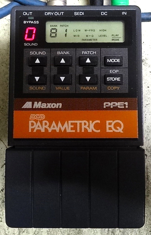 Source Audio Programmable EQ PPE1