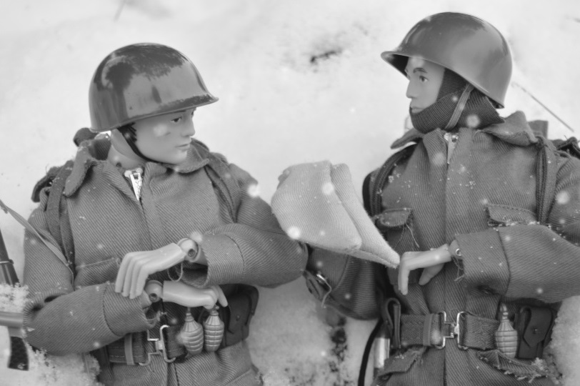 Christmas on  the Front Line (1944) Christmas