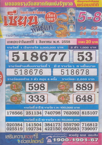 16 / 08 / 2558 MAGAZINE PAPER  - Page 4 Zianepanthae_1