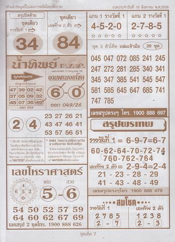 16 / 08 / 2558 MAGAZINE PAPER  - Page 3 Pornthep_7