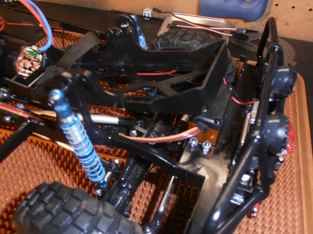 ARB - D90 MEX Chassis Axial Original  PB270101