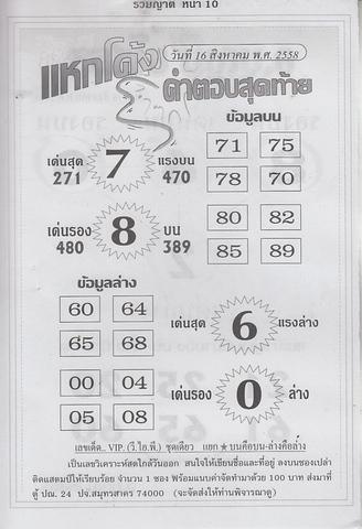 16 / 08 / 2558 MAGAZINE PAPER  - Page 3 Ruamyat_10