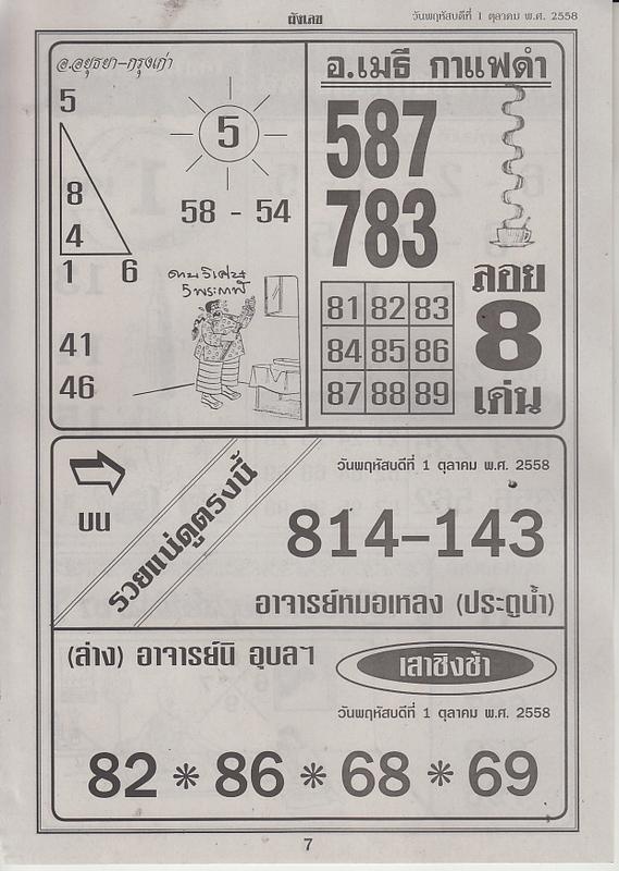 01 / 10 / 2558 FIRST PAPER Panglek_7