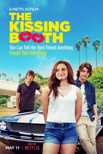 The Kissing Booth (2018) [Ver + Descargar] [HD 1080p] [Español-Inglés] [Romance] The_kissing_booth-413989101-large
