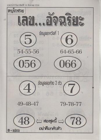 16 / 08 / 2558 MAGAZINE PAPER  - Page 2 Konrakhuay_8