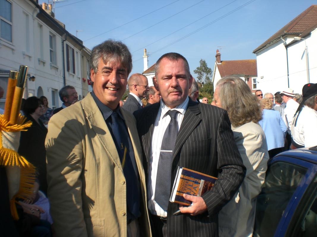 Private  William Cooper Event in Worthing Sussex CIMG3726
