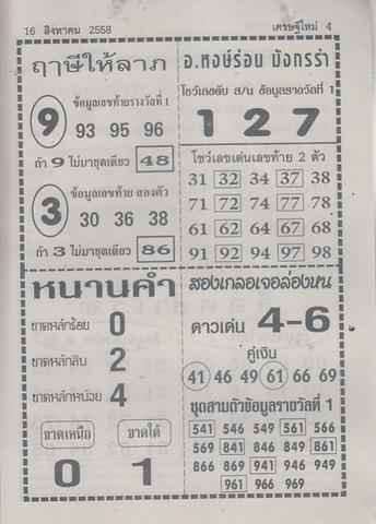 16 / 08 / 2558 MAGAZINE PAPER  - Page 4 Sedteemai_4