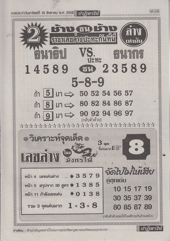 16 / 08 / 2558 MAGAZINE PAPER  - Page 2 Lekpatiharn_15