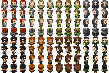 [VXAce] Charas de RWBY The Animation! Mega Pack! Rwby_pack_02_rpg_maker_vx_ace_charsets_by_pand